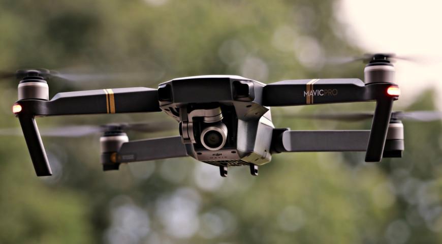 Dronowa rewolucja na eventach